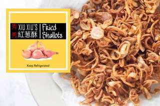 Crispy Fried Shallots
