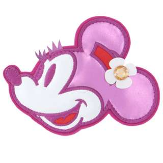 Tokyo Disneysea Disneyland Disney Resorts Sea Land Minnie Mouse Hair Clip