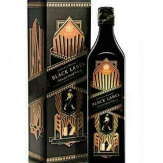 Johnnie Walker Black Label Shadow Limited Edition 1L