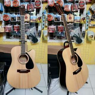 Gitar cort akustik elektrik quality