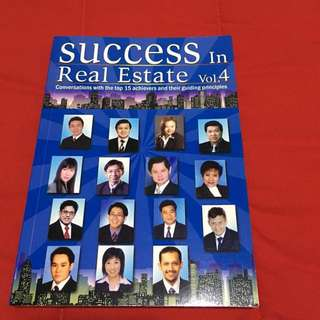 Success in Real Estate