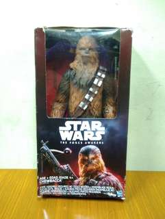 Star Wars Chewbacca Action Figure Collectibles