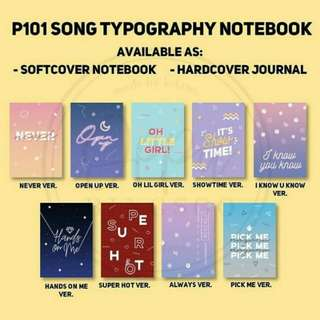 (PREORDER)PD101 Notebook