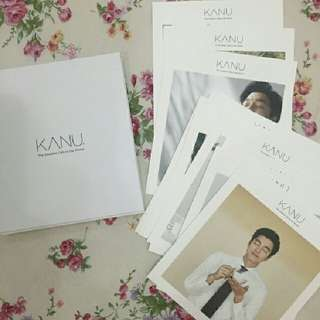 孔劉 孔侑 GONG YOO KANU 相集 photo card set