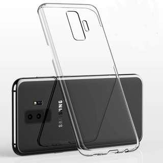 Samsung Galaxy S9/S9+ Phone Case (Transparent)