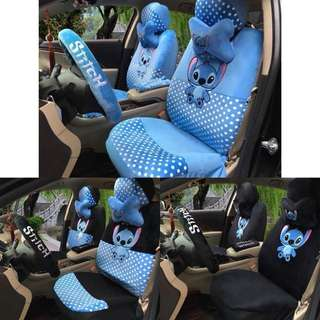 Stitch Car Seat Cover
