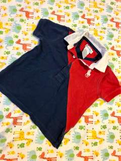 Ralph Lauren polo shirt (9-12M)