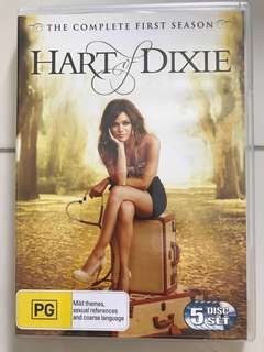 Hart of Dixie DVD Season 1
