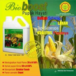 Pupuk hayati biobost
