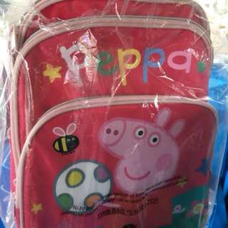 Peppa pig and paw patrol childcare stroller bags (brand new)