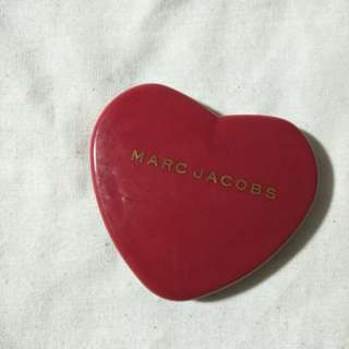 Marc Jacobs heart shape mirror