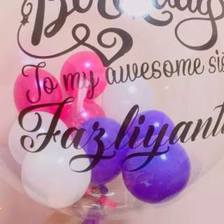 Bubble balloons 24inch