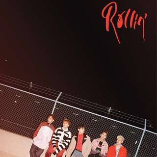 [INSTOCK] B1A4 7TH MINI ALBUM ROLLIN' SEALED ALBUM