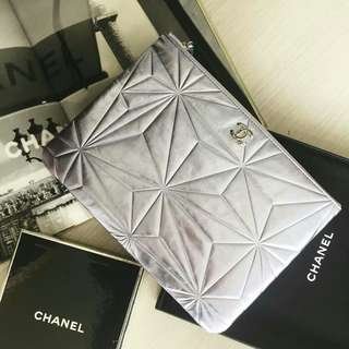Chanel O Case Clutch