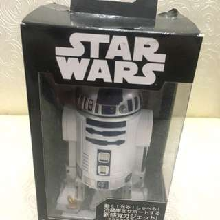 全新 正品 Disney STAR WARS R2-D2 Talking Fridge Gadget 雪櫃 警報 裝置