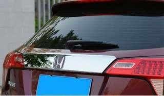 Honda Vezel Rear Trunk Trimming (Full/Half)