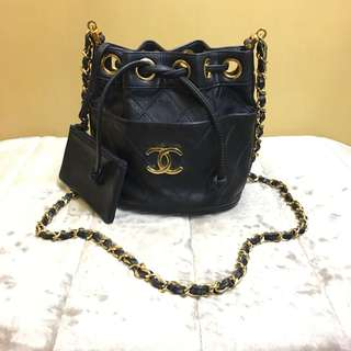 (Sold) Chanel vintage bag