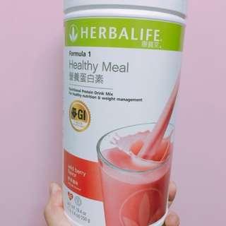 Herbalife 康寶萊營養蛋白粉 (士多啤梨味)