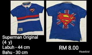 Superman Tops