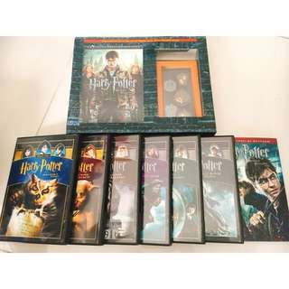Harry Potter full DVD Pack (Exclusive Packaging)
