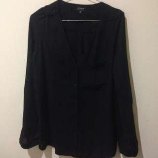Black Top from Cotton On
