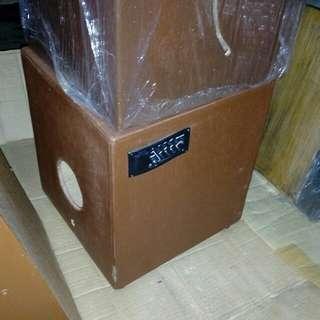 Cajon Elektrik box