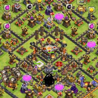 Clash Of Clans Th11 Acc