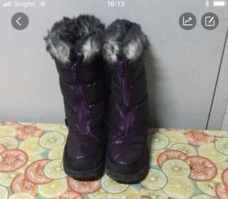 Winter Boots size 43