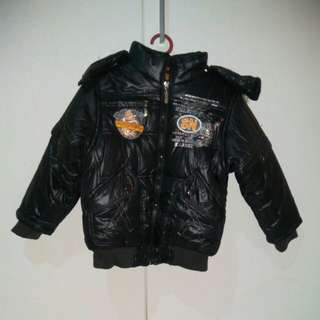 Kid winter jacket