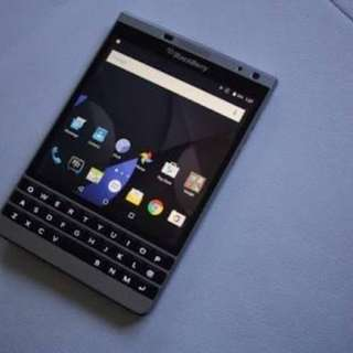 Blackberry Pasport Bisa kredit tanpa kartu kredit