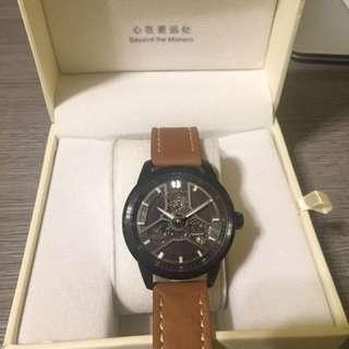 FLYTA 飛亞達自動機械錶 皮帶錶 已減價