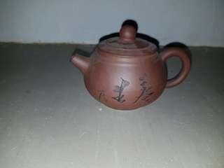 Zisha Teapot 紫砂壶