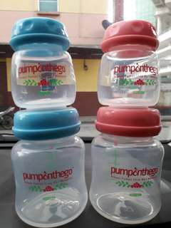 Newborn Milk Bottles 2oz/5oz
