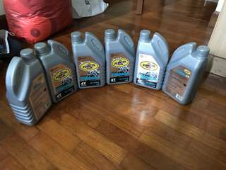 Engine Oil 4T