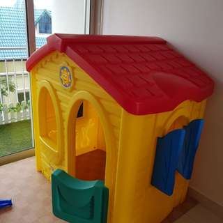 Free Delivery Step 2 sunshine play toy house children kids free transport delivery