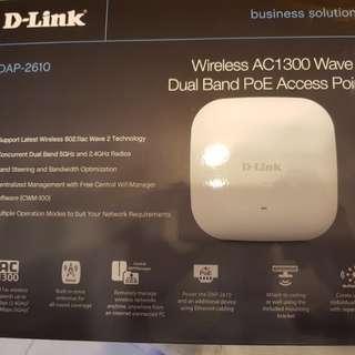 DAP-2610 dual band access point