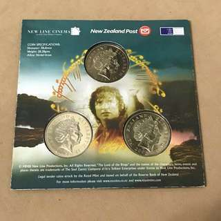 Lord of the Rings Coins