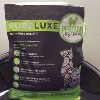 Cat Food PURELUXE For Persian all age