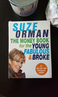 The Money Book for the Young, Fab and Broke by Suze Orman