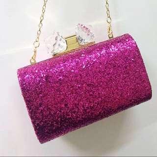 Ted Baker Shoulder Bag Pink