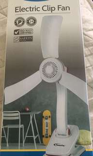 Electric Clip Fan