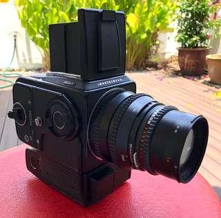 Hasselblad 553 ELX 150mm f4 Sonnar