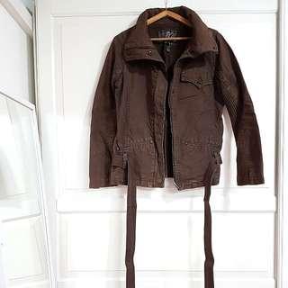 Mango Brown Jacket