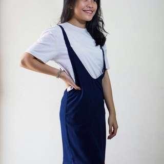 Blue Outer Dress