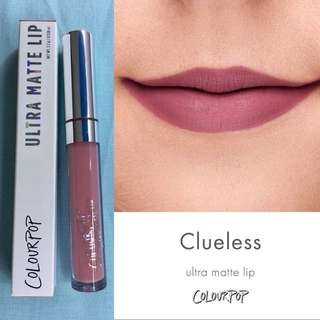 Colourpop Ultra Matte Lip