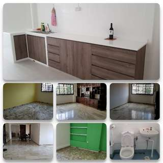 Build a home @bukit panjang! Entire unit for rent