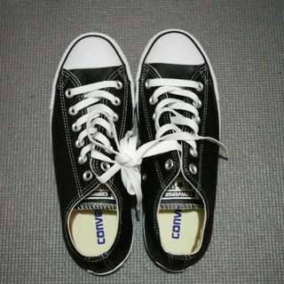 Leather Converse Shoes