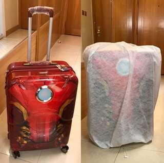 [100%新] Samsonite Iron Man/ Captain America行李喼
