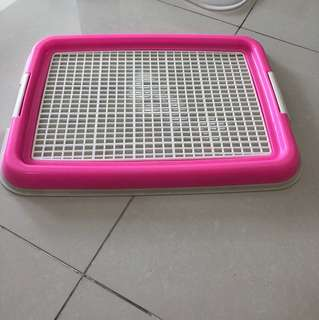 Dog Pee Tray