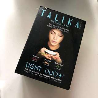 🇫🇷Talika Light Duo+